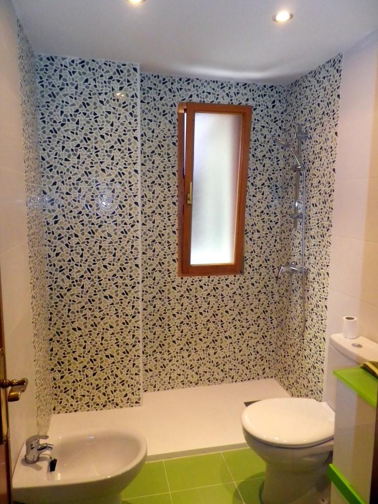 Reformas baño aranda de duero